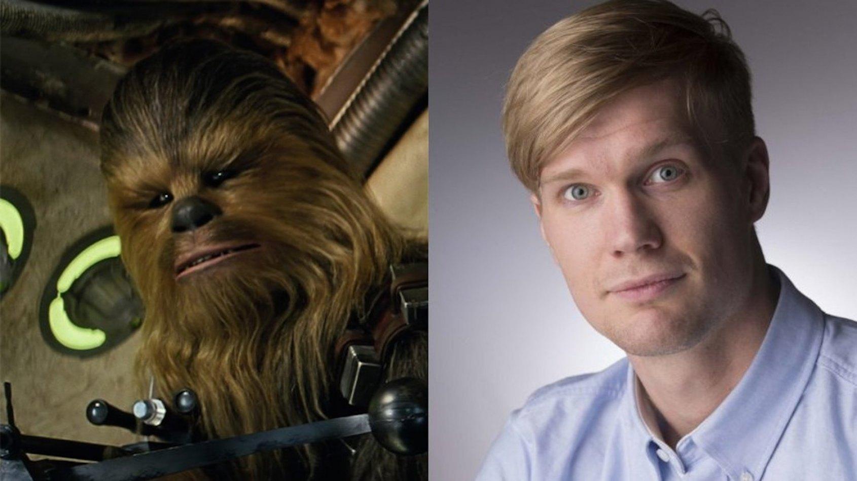 Un nouvel acteur pour Chewbacca dans le Réveil de la Force