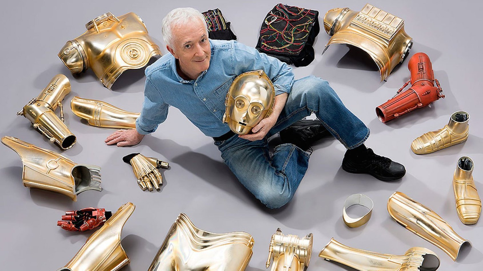 Anthony Daniels en dédicace à Paris !