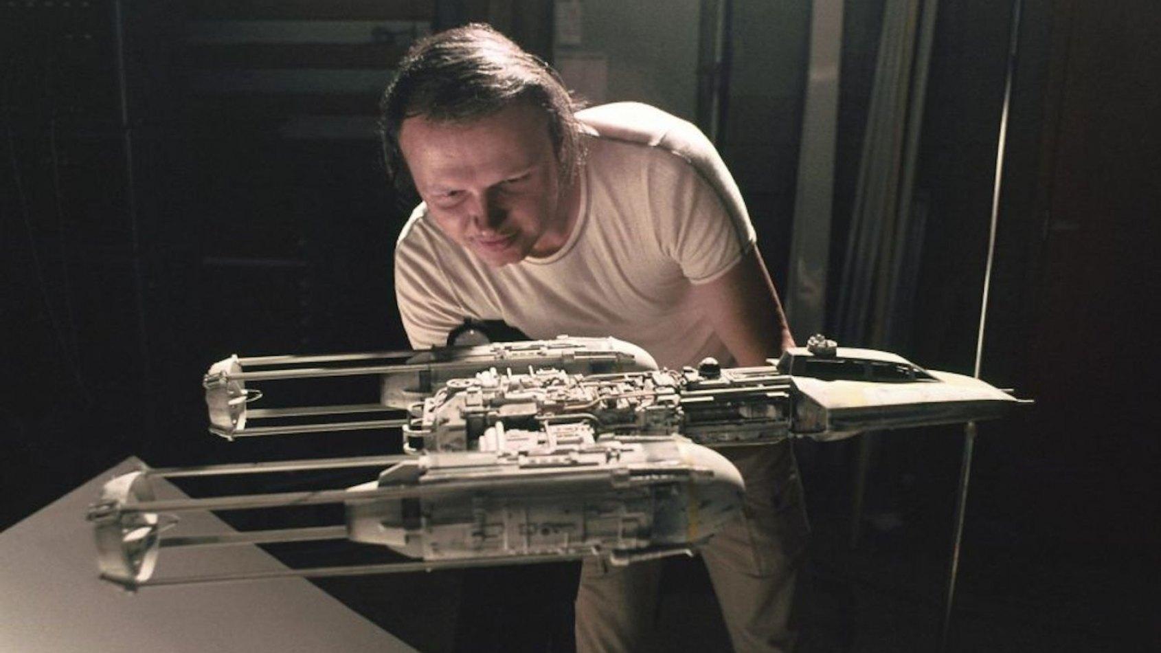 Le génie des effets spéciaux Dennis Muren passe en France !