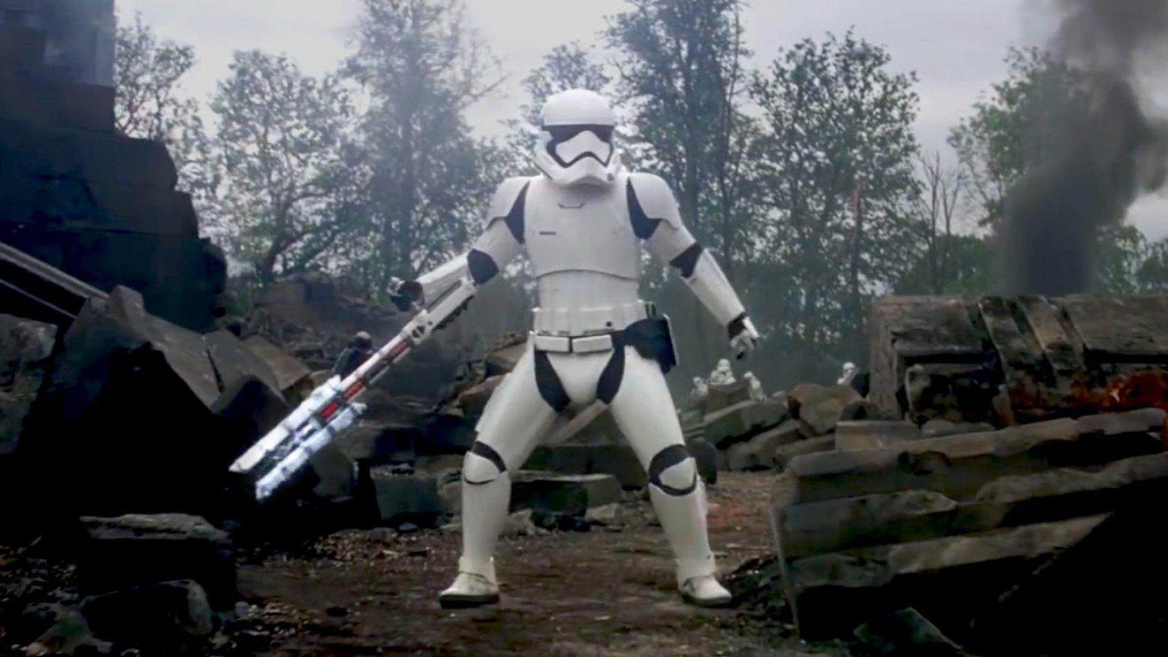 D�couvrez FN-2199 : Le Stormtrooper le plus bad ass de la galaxie