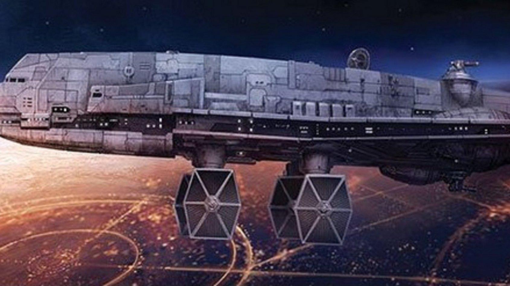 Retour sur le Transport d'Assaut Impérial