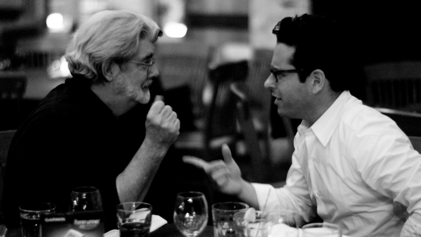 George Lucas à la réalisation de l'épisode IX?