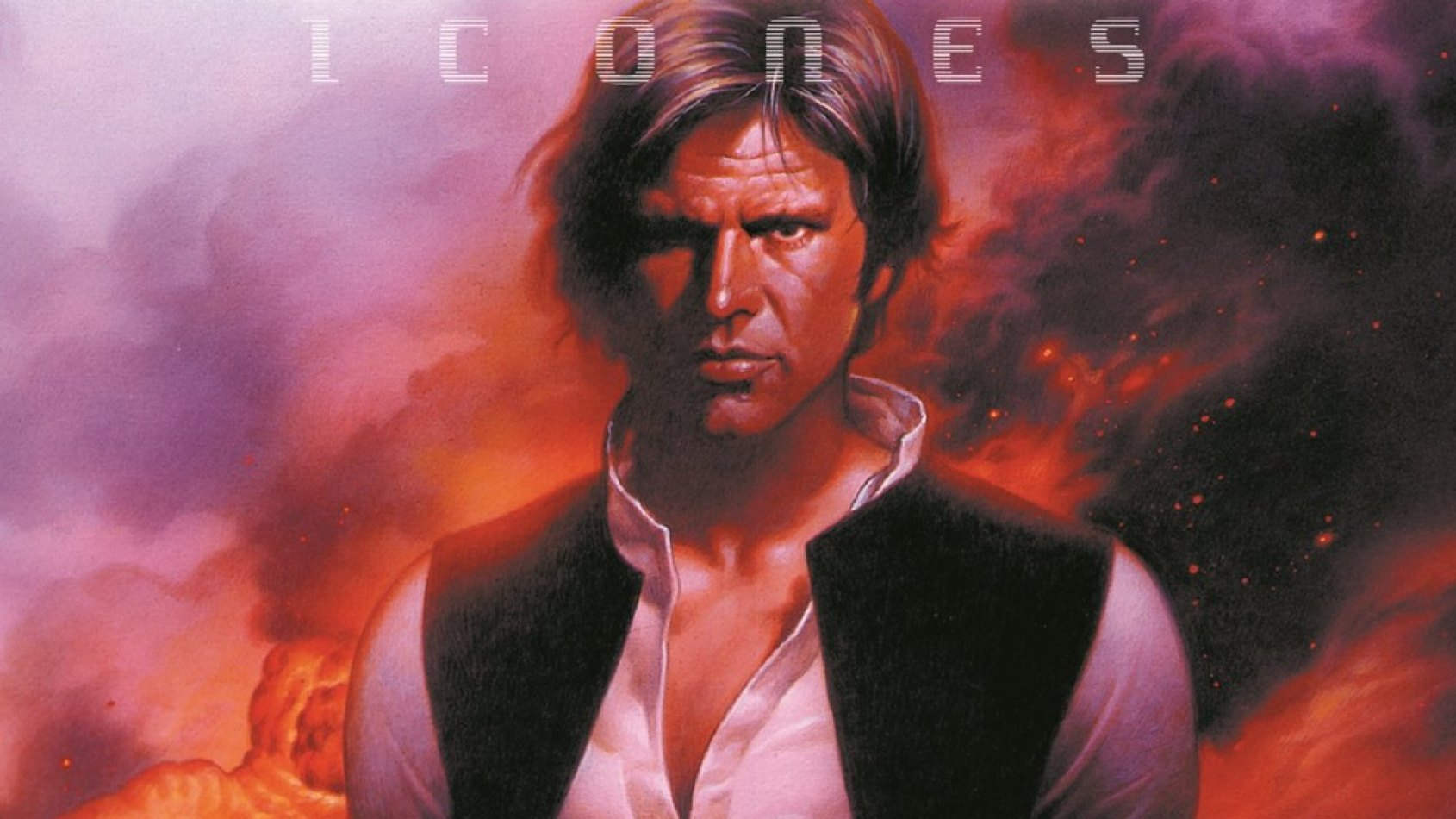 Delcourt : Sortie de l'album Han Solo