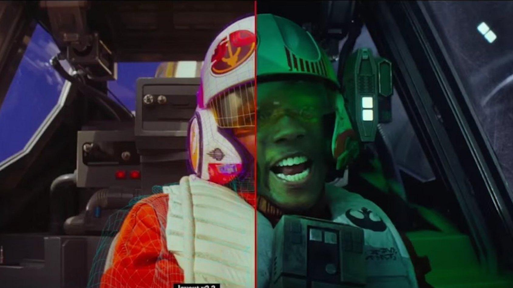 Une nouvelle vidéo sur les effets spéciaux du Réveil de la Force