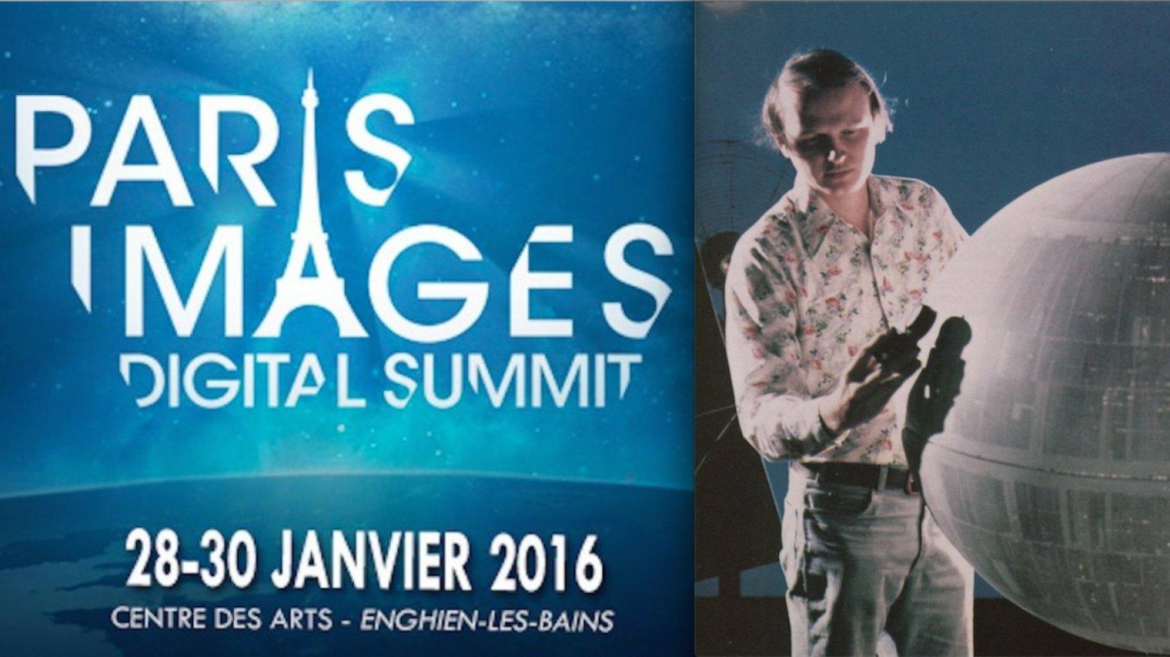 Dennis Muren en masterclass la semaine prochaine à Paris !