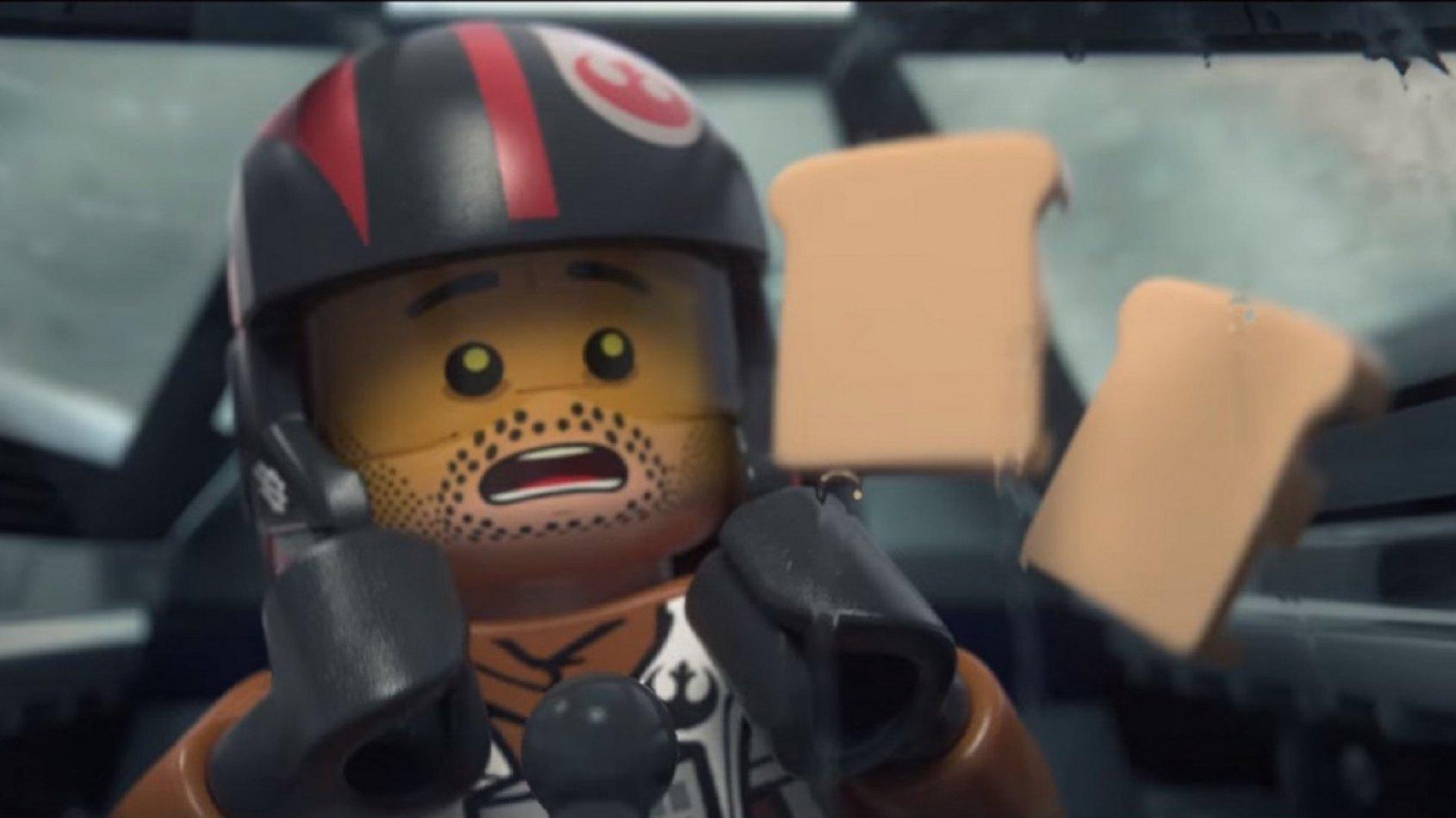 Le trailer du jeu vid�o Lego : Le R�veil de la Force !