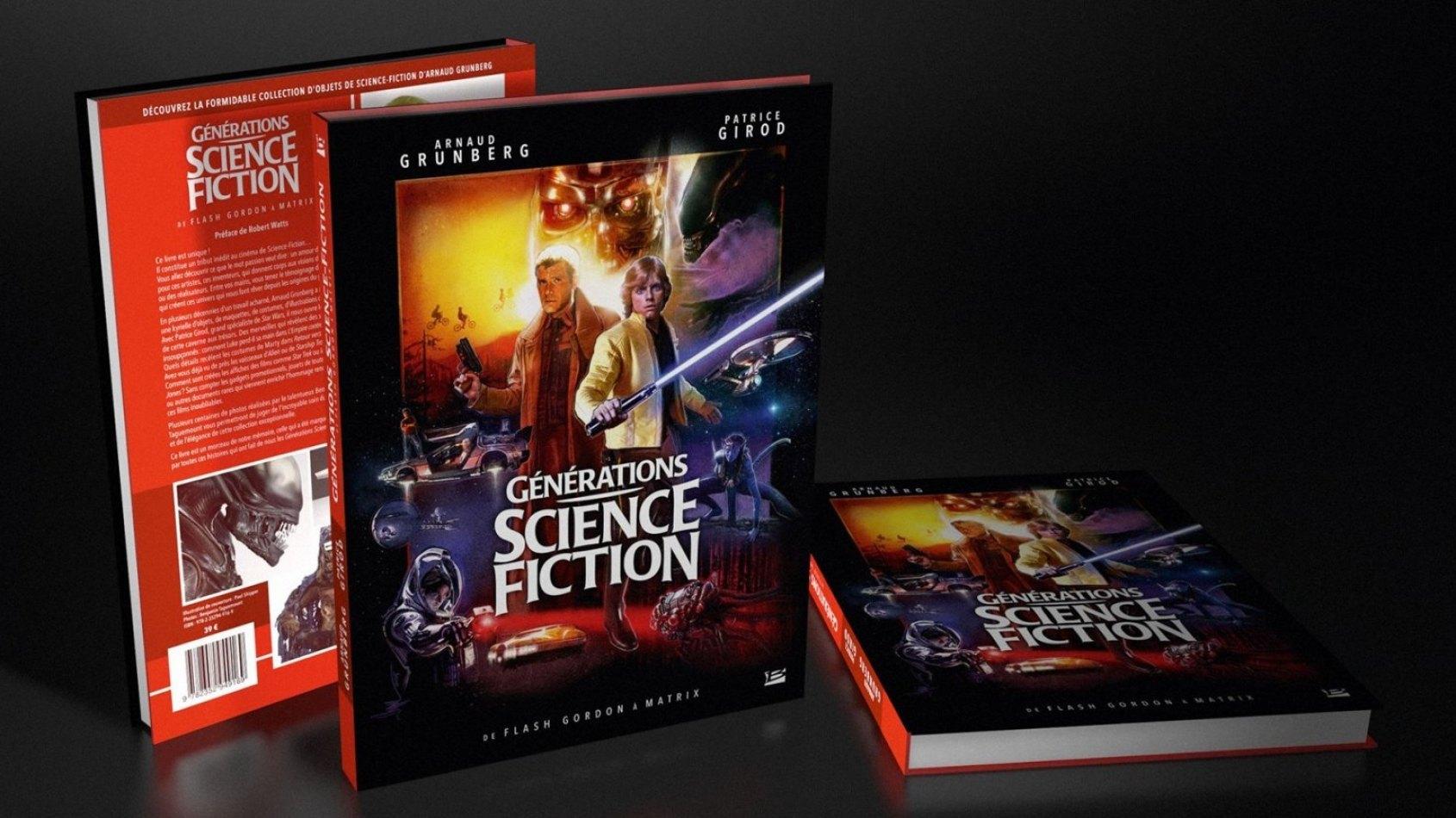 Review de Générations Science Fiction