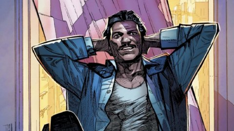 Review : Lando : Le Casse du Siècle, chez Panini Comics