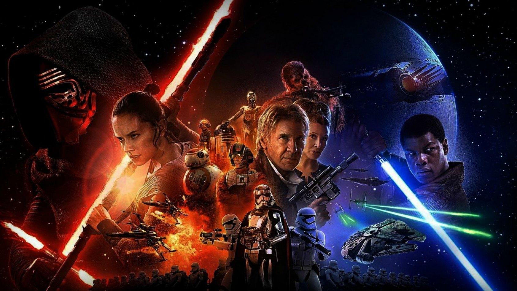 Les zones d'ombres de Star Wars VII révélées dans le roman