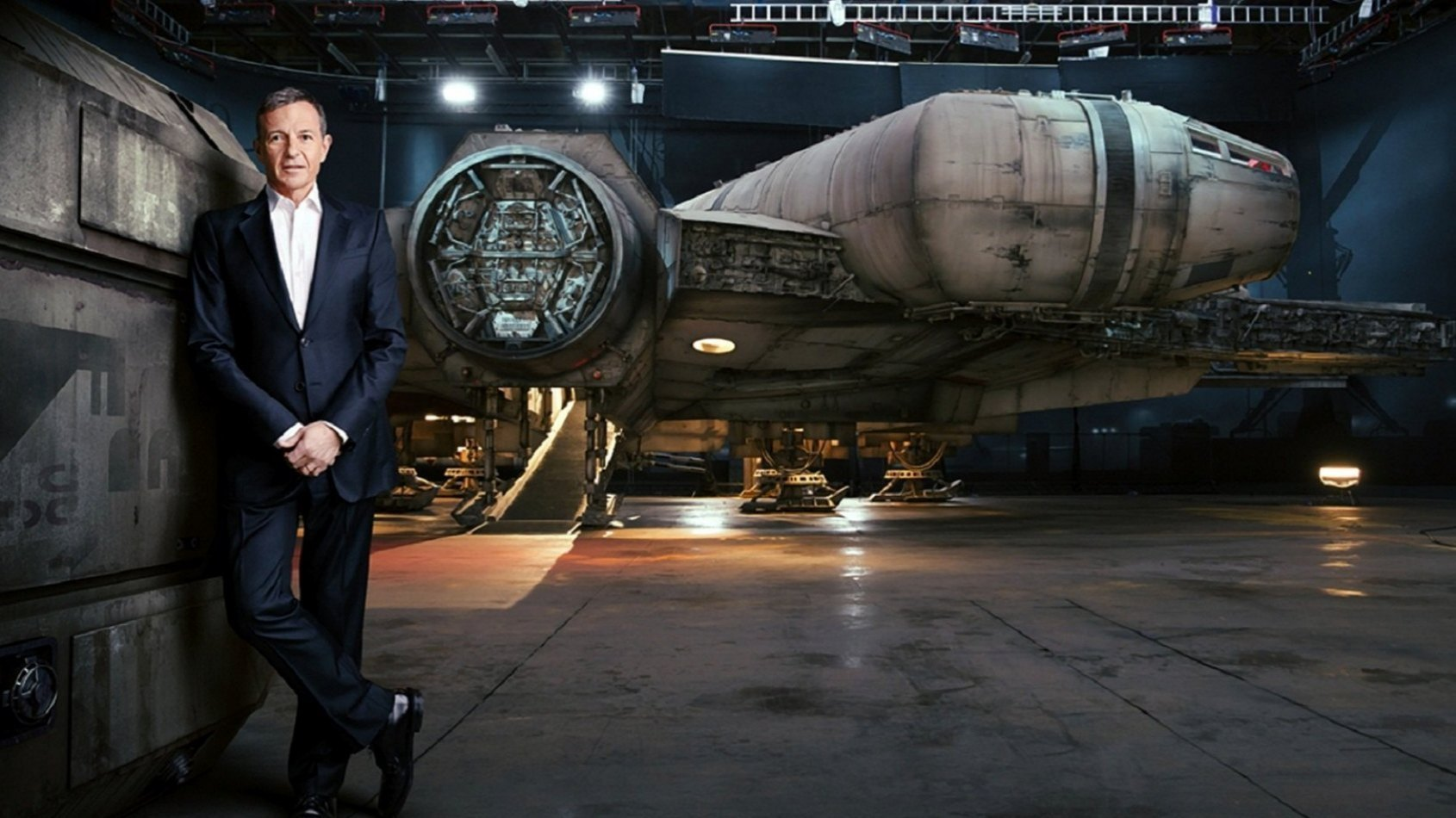 Bob Iger annonce le début du tournage de Star Wars Episode VIII