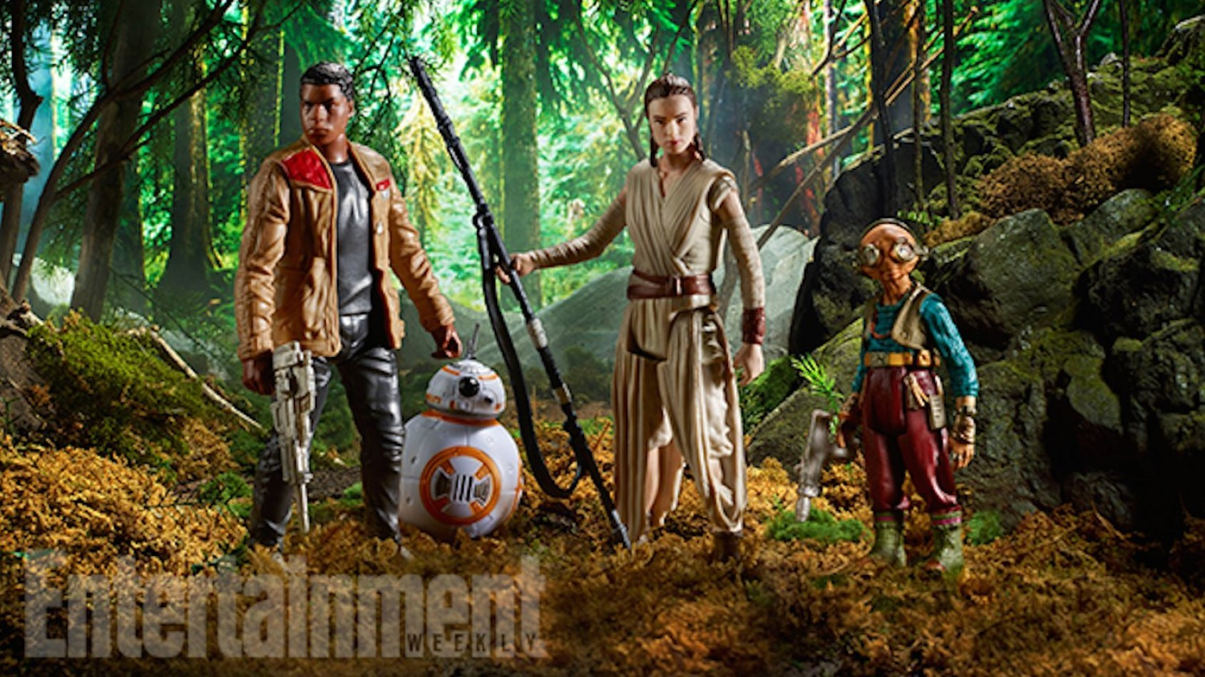 Les nouveautés Star Wars Hasbro au Toy Fair 2016 !