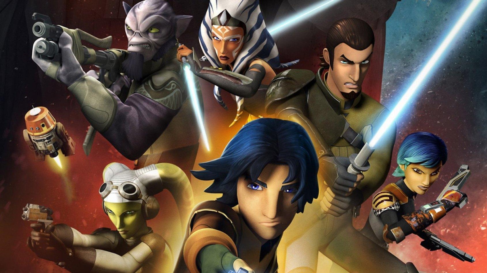 Star Wars Rebels : nouvel �pisode avec un nouveau personnage !