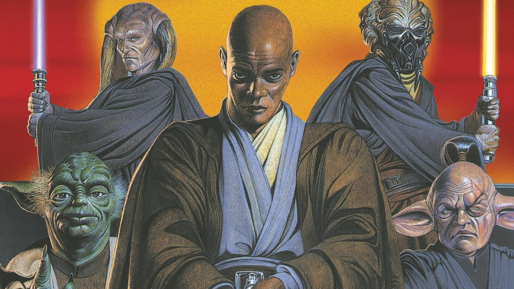 Delcourt : Sortie de L'Ordre Jedi 2 : Actes de Guerre