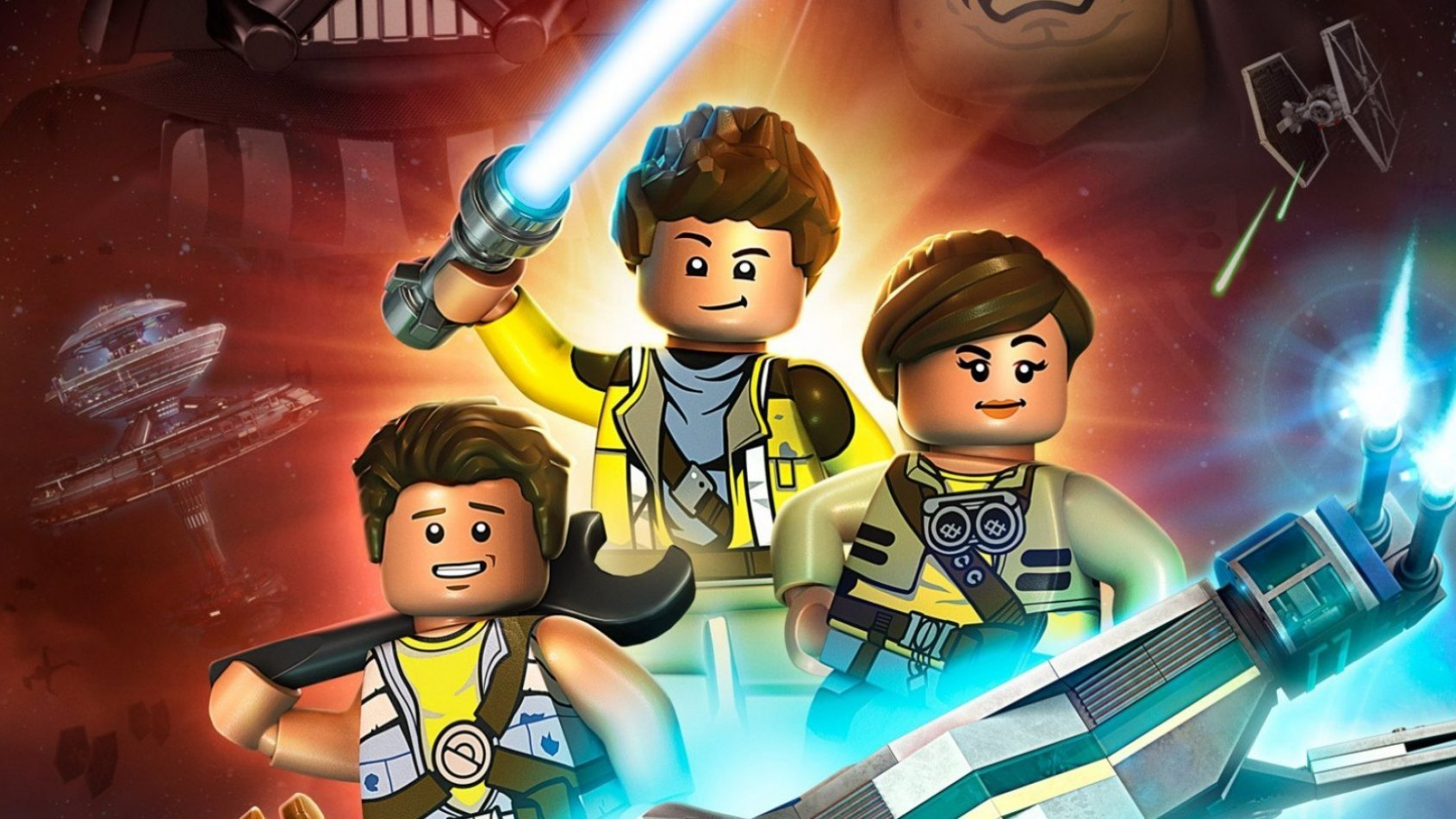Un trailer pour Lego Freemaker Adventures