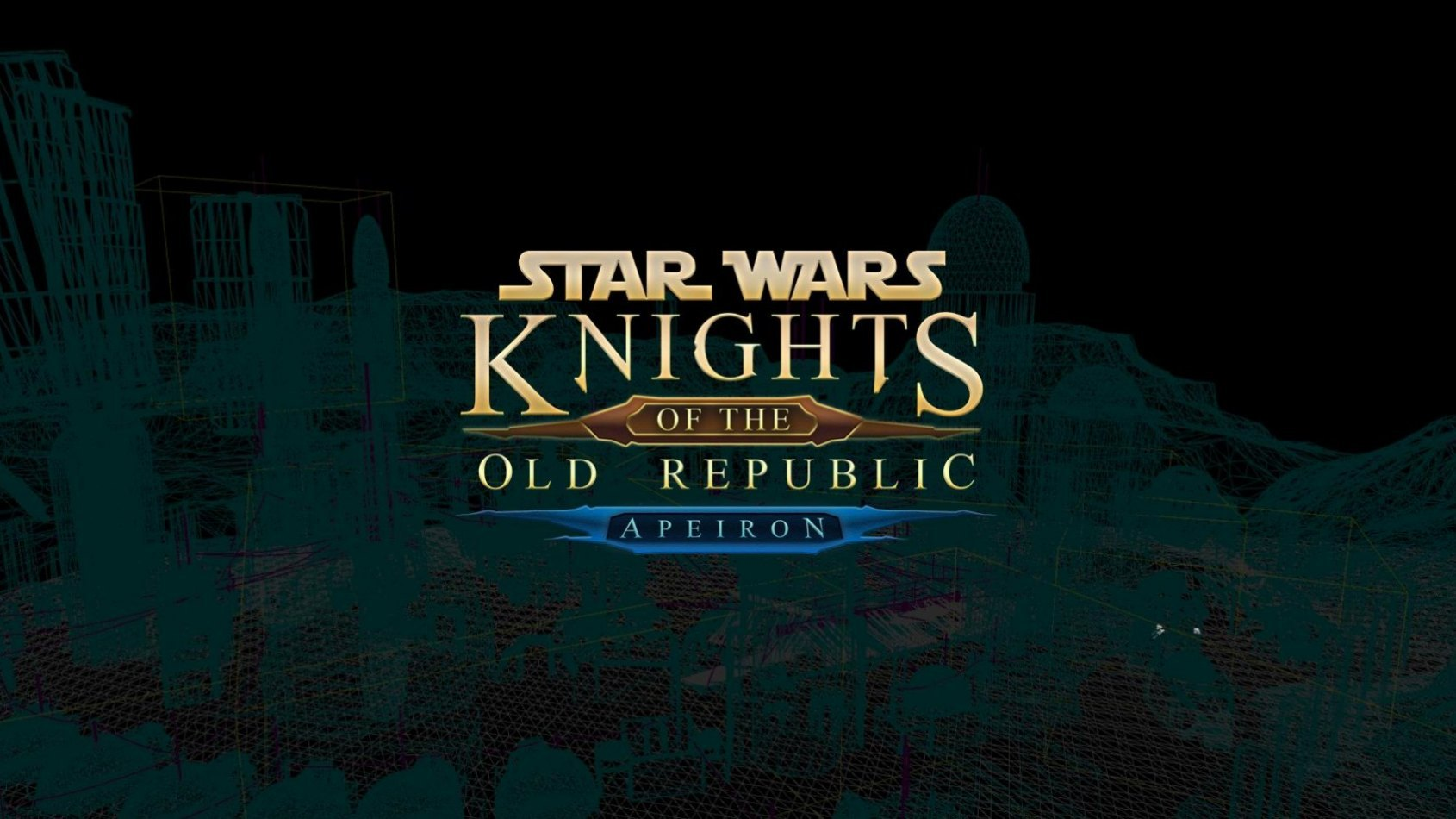 [Projet] Star Wars KOTOR : Apeiron