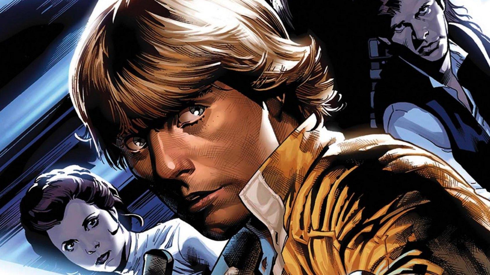 [Panini] Les couvertures du prochain numéro Star Wars Comics 006