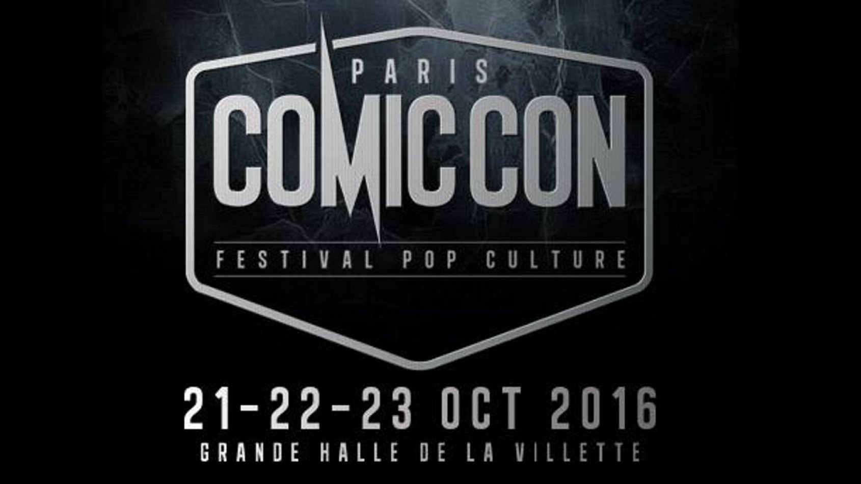 Les dates de la 2e Comic Con de Paris
