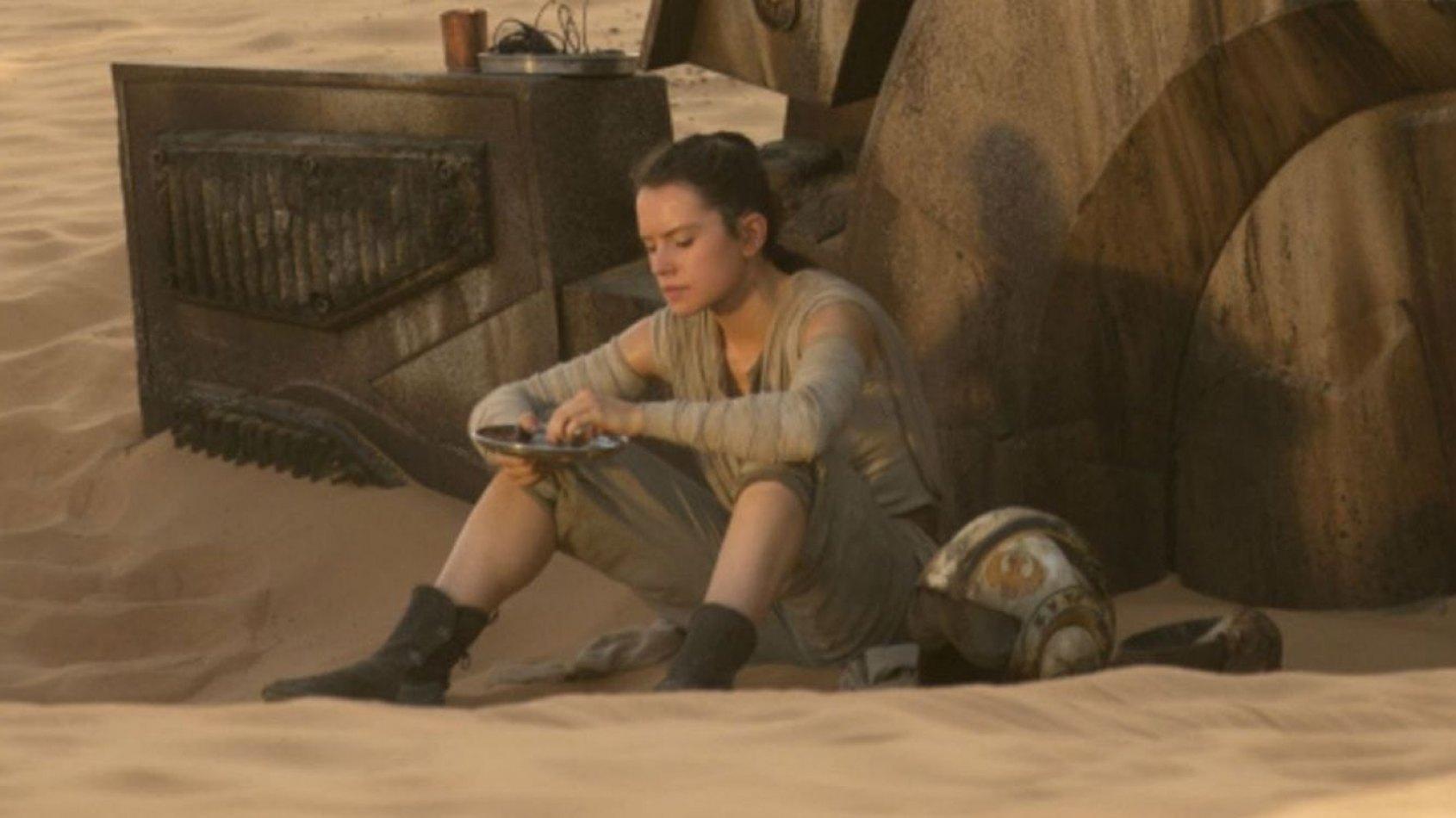 Recr�ez chez vous le pain de Rey dans Le R�veil de la Force