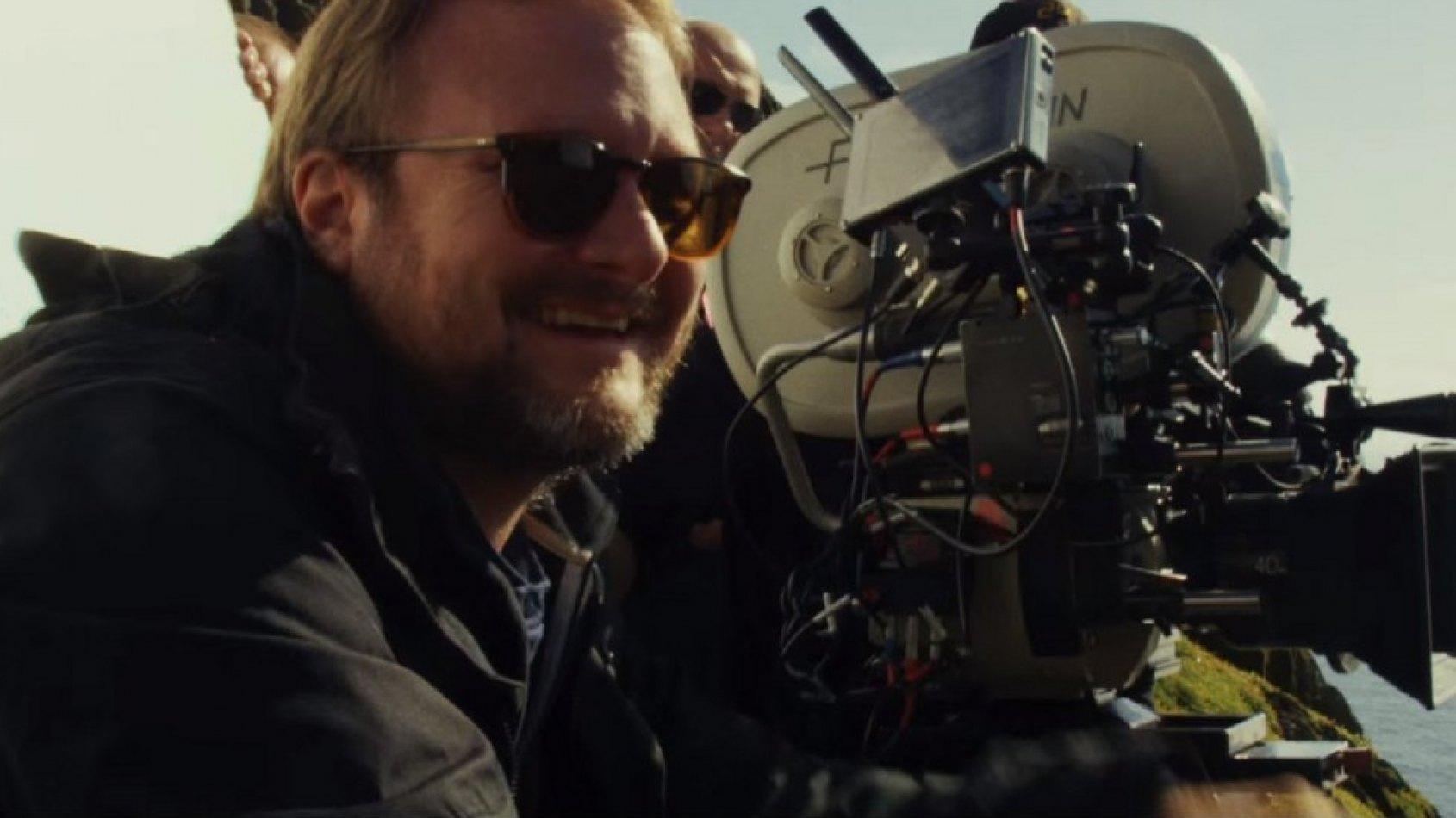 Rian Johnson poste une première image du tournage de l'Episode VIII