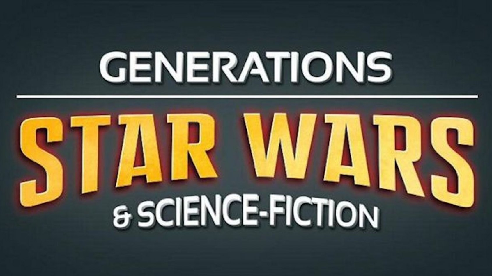 Trois acteurs pour le salon Générations Star Wars à Cusset !