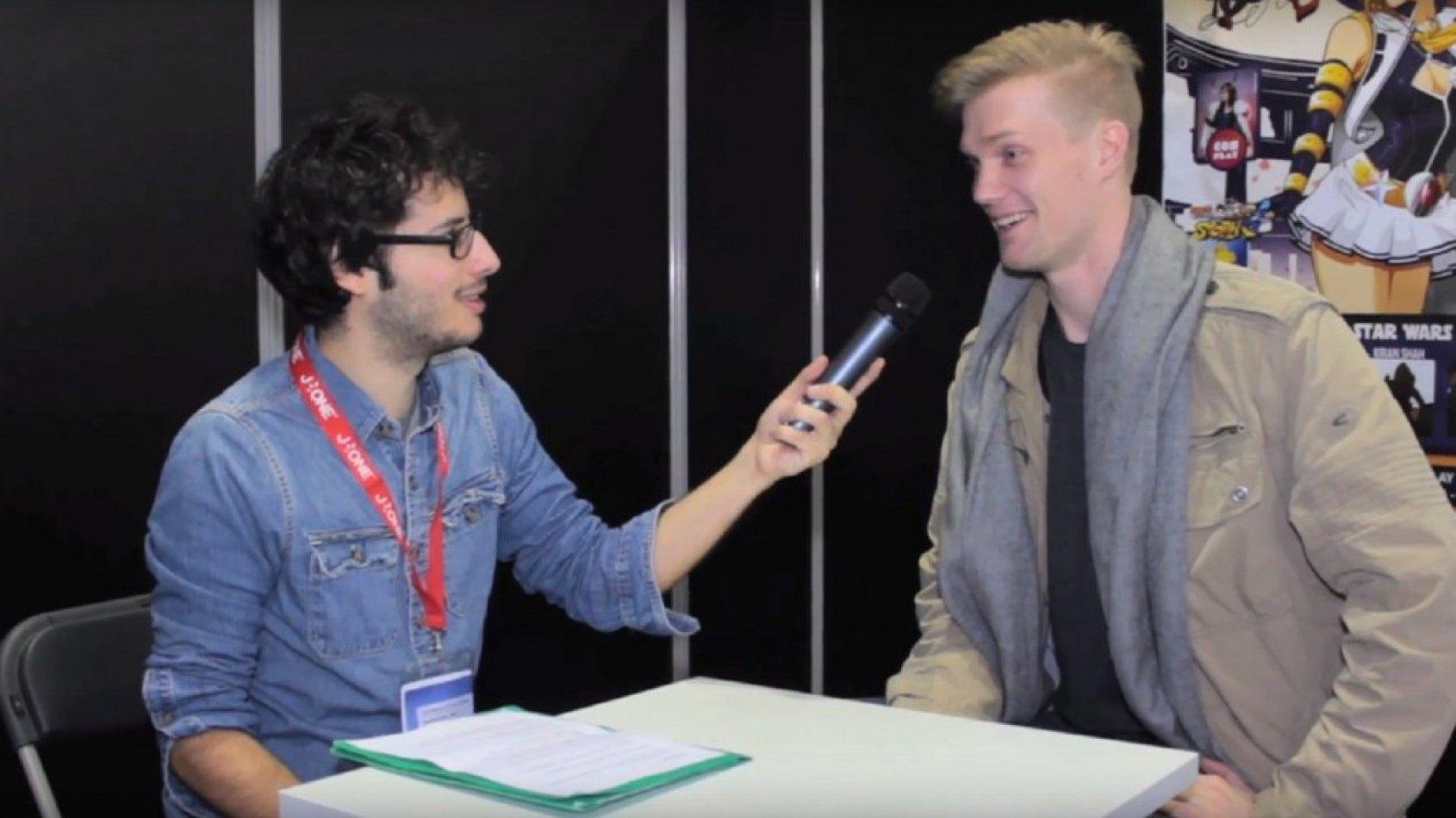 Interview de Joonas Suotamo : LE Chewcacca du Réveil de la Force !