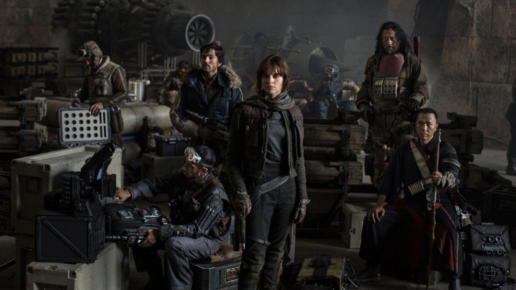 Rogue One : le tournage enfin terminé !