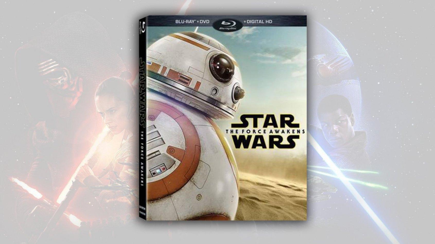 Une jaquette du Blu-Ray dévoilée ?