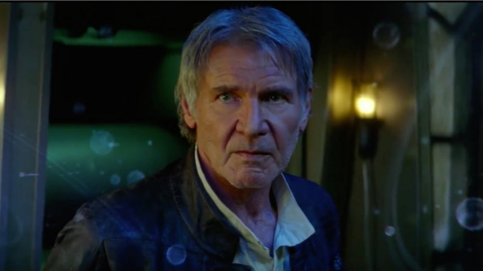 La réaction d'Harrison Ford sur le destin de Han Solo