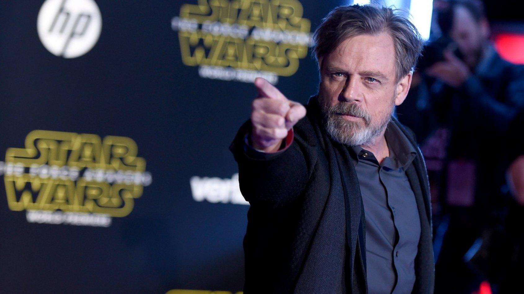 Mark Hamill nous parle de Star Wars !