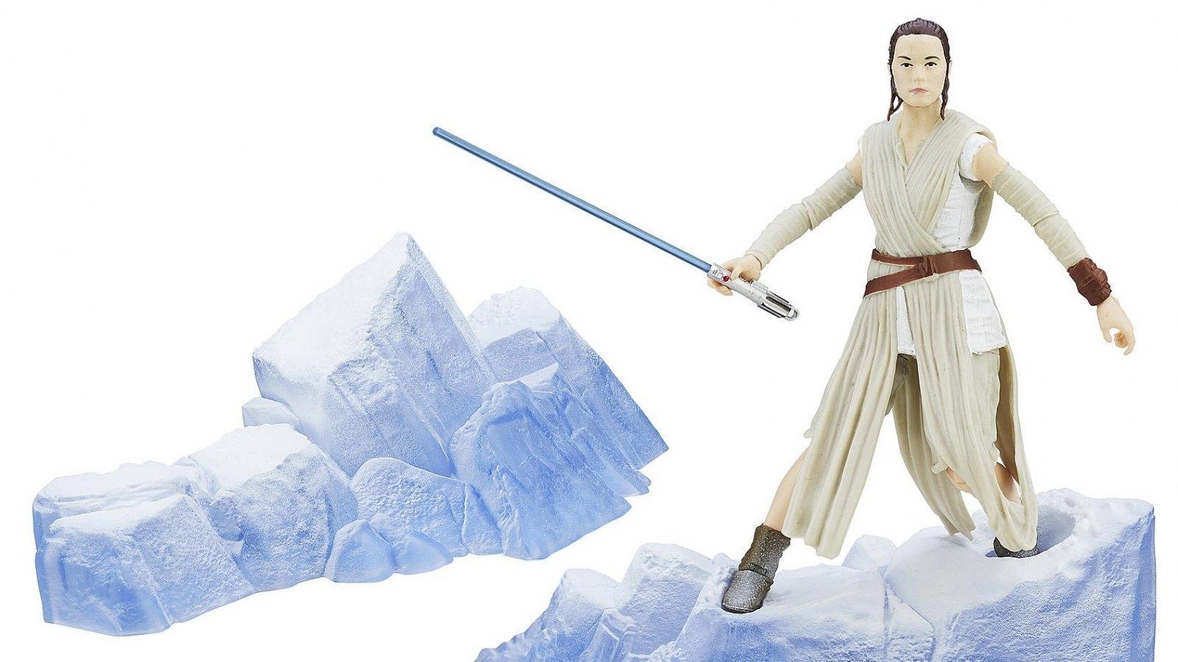 [Hasbro] Une figurine exclusive de Rey