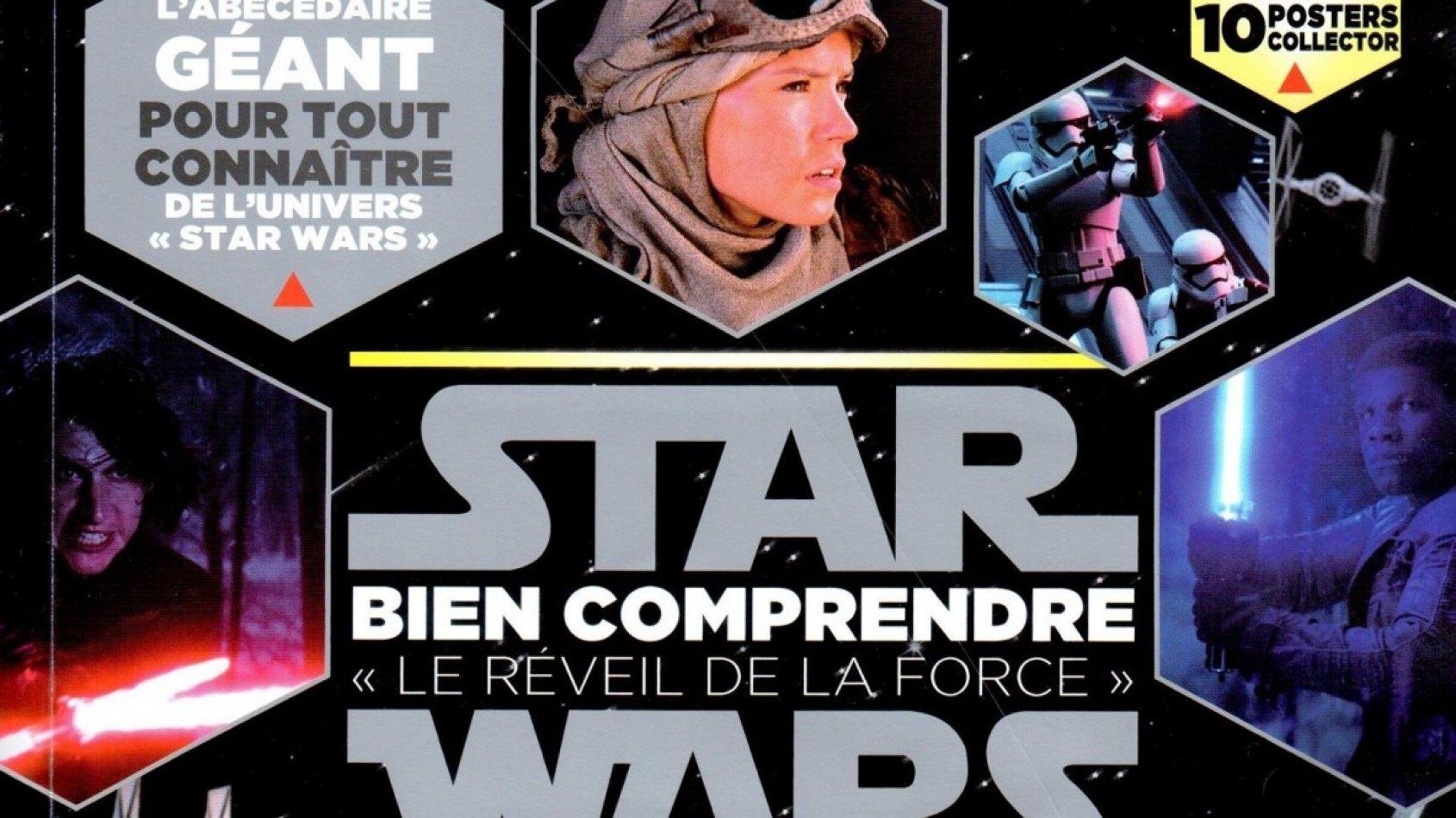 Ciné Saga 12 : Un 4ème numéro consacré à Star Wars