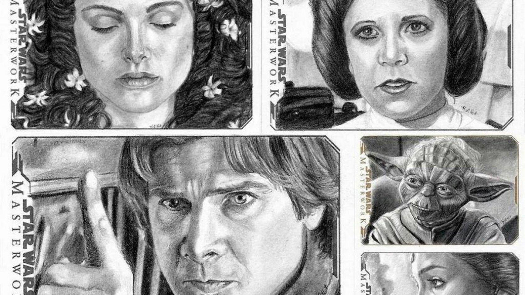 Quand Star Wars inspire les artistes