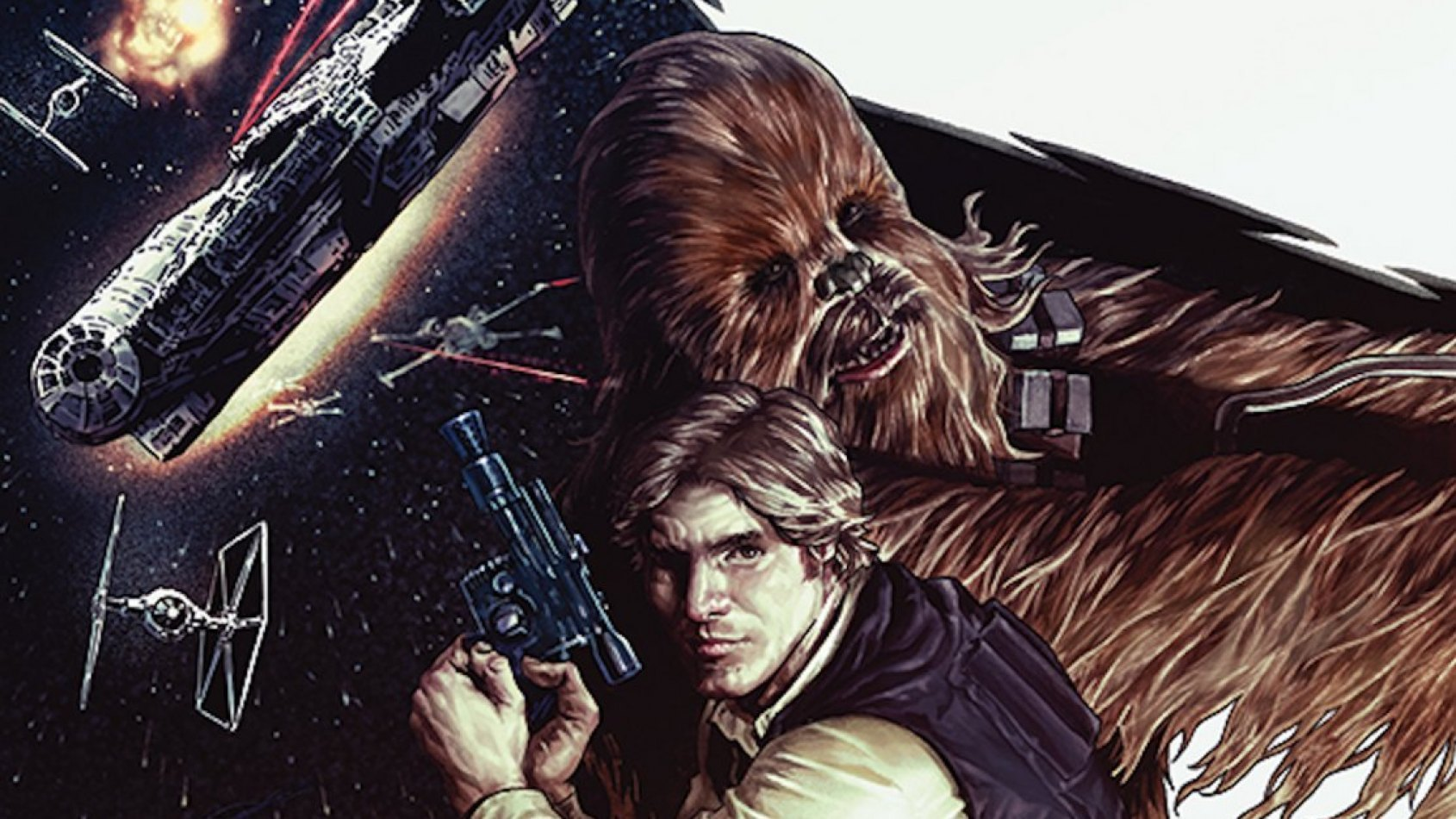 Marvel va sortir un nouveau comic d�di� � Han Solo