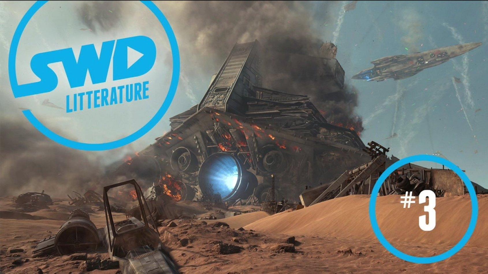 Trois nouvelles émissions pour Star Wars en Direct