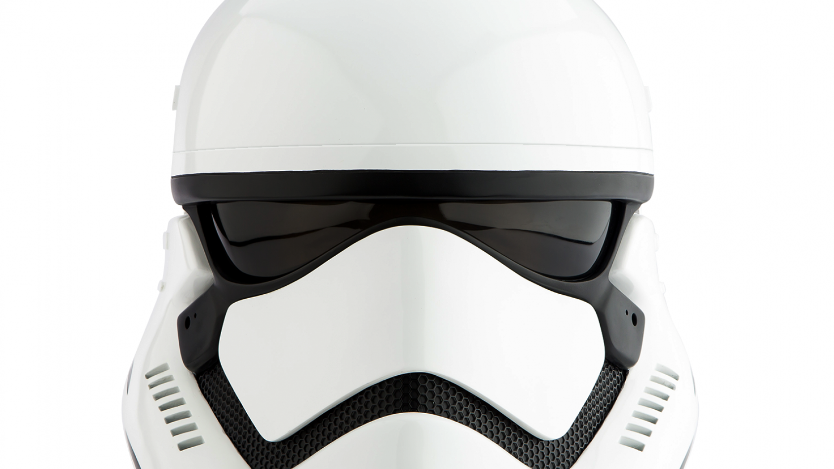 Anovos : THE FORCE AWAKENS First Order Stormtrooper Helmet