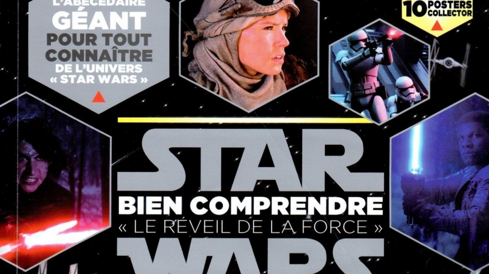 Review du Cin� Saga n�12 sp�cial Star Wars