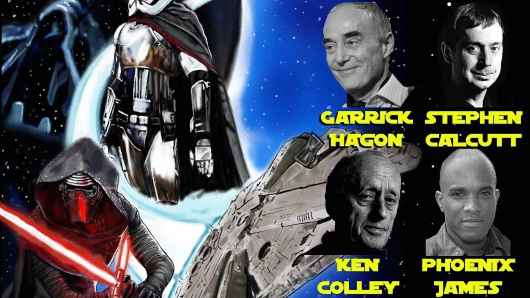 Un week-end spécial  Star Wars