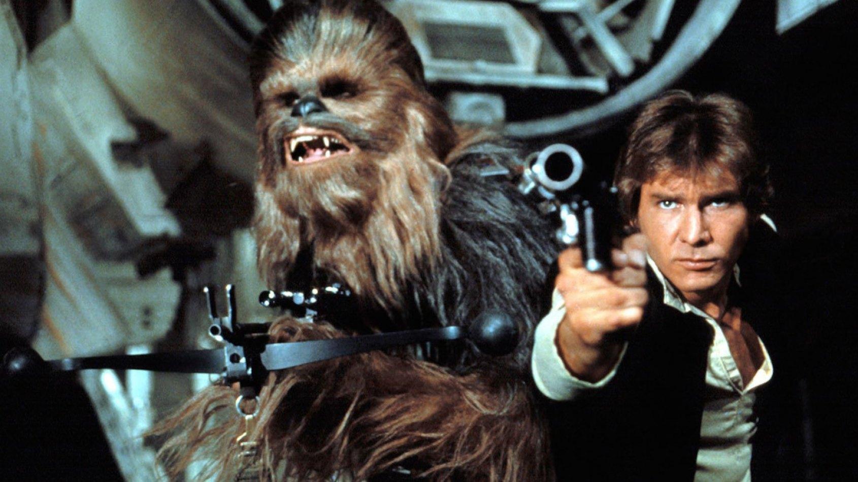 Chewbacca sera bien présent dans le spin off sur Han Solo