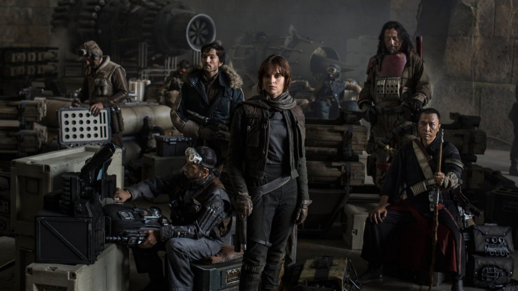 Un teaser de Rogue One aurait fuit�