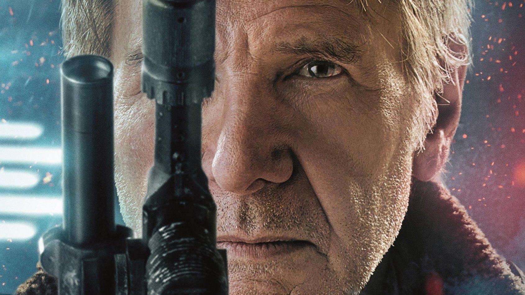 Daisy Ridley parle du dernier jour de tournage de Harrison Ford