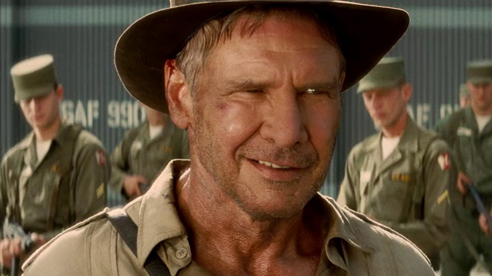 Indiana Jones V annoncé avec Harrison Ford et Steven Spielberg !