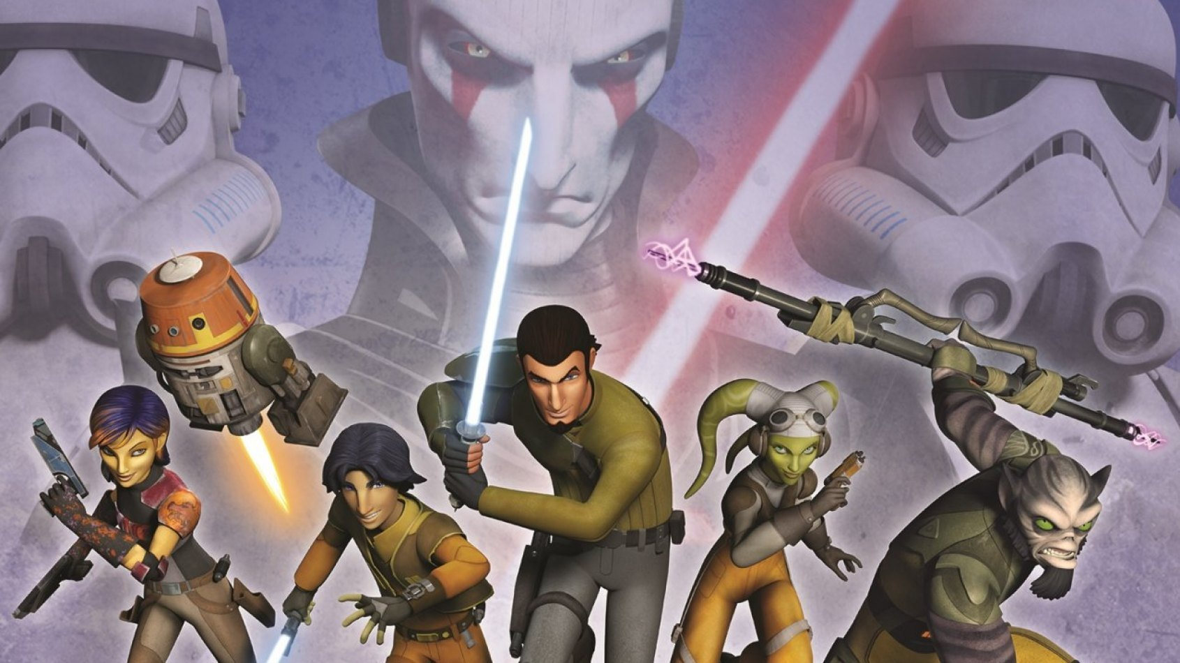 Delcourt : Sortie de Star Wars Rebels 3
