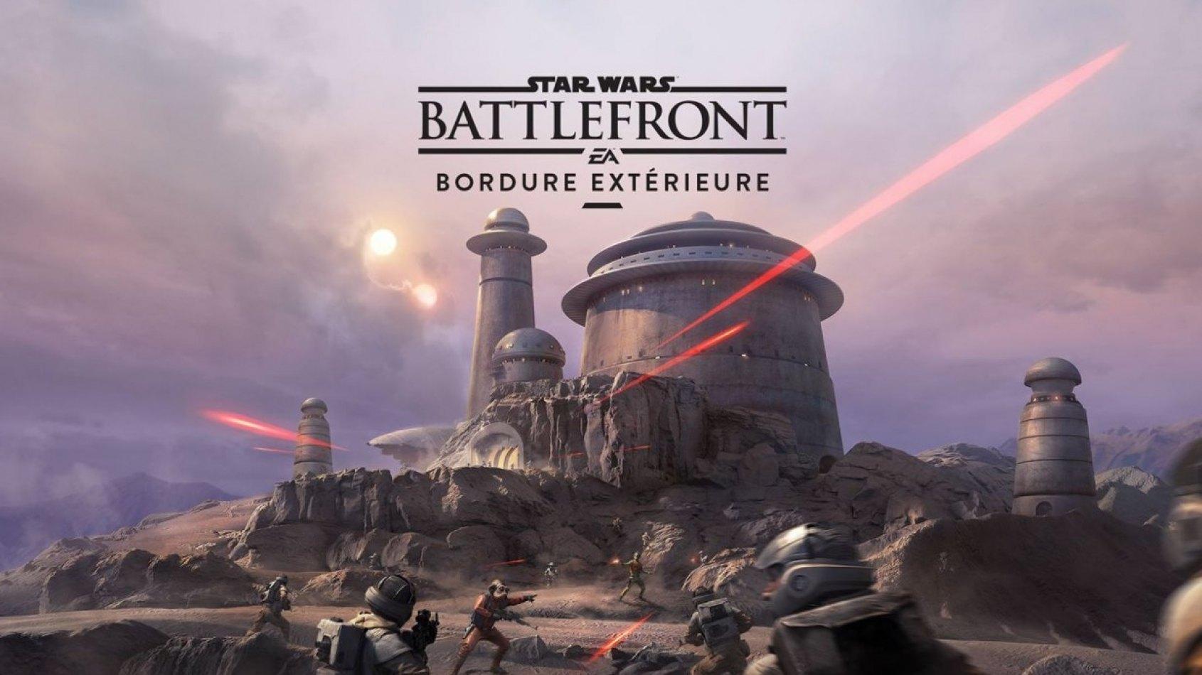 Battlefront, un trailer pour l'extension 'Bordure extérieure'
