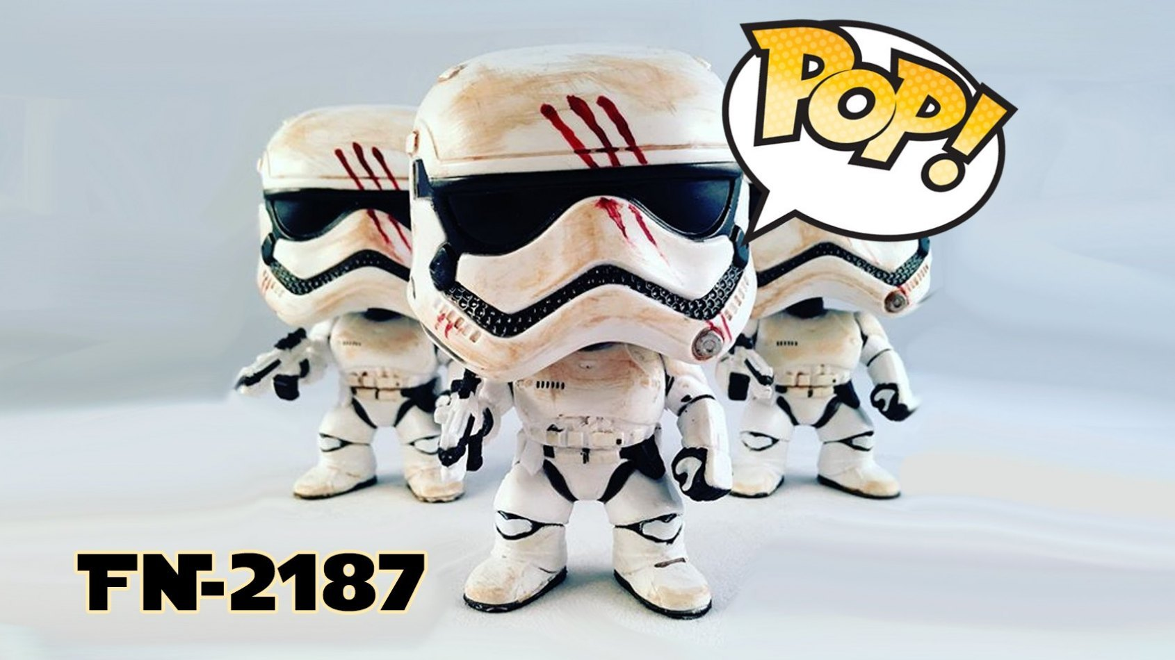 Découvrez la figurine Funko POP: FN-2187