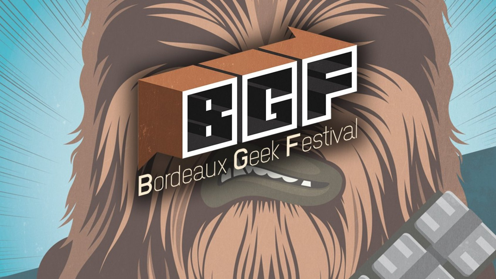 Le Bordeaux Geek Festival 2016
