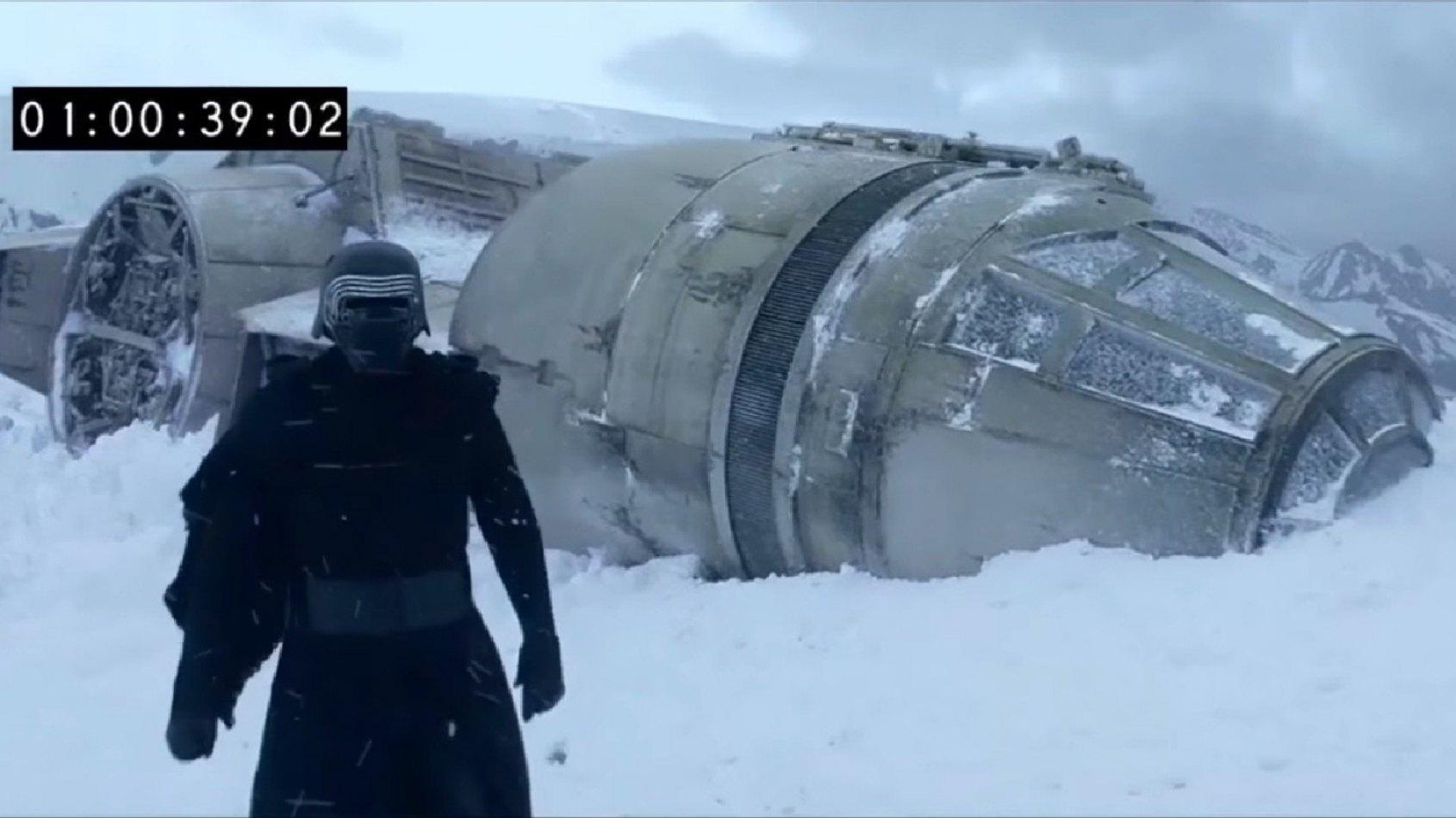 Un teaser pour les scènes coupées du Réveil de la Force