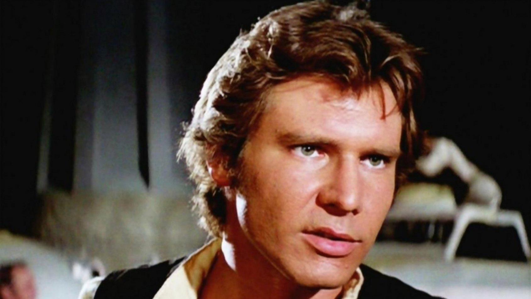 Le conseil d'Harrison Ford pour l'acteur du spin-off sur Han Solo!