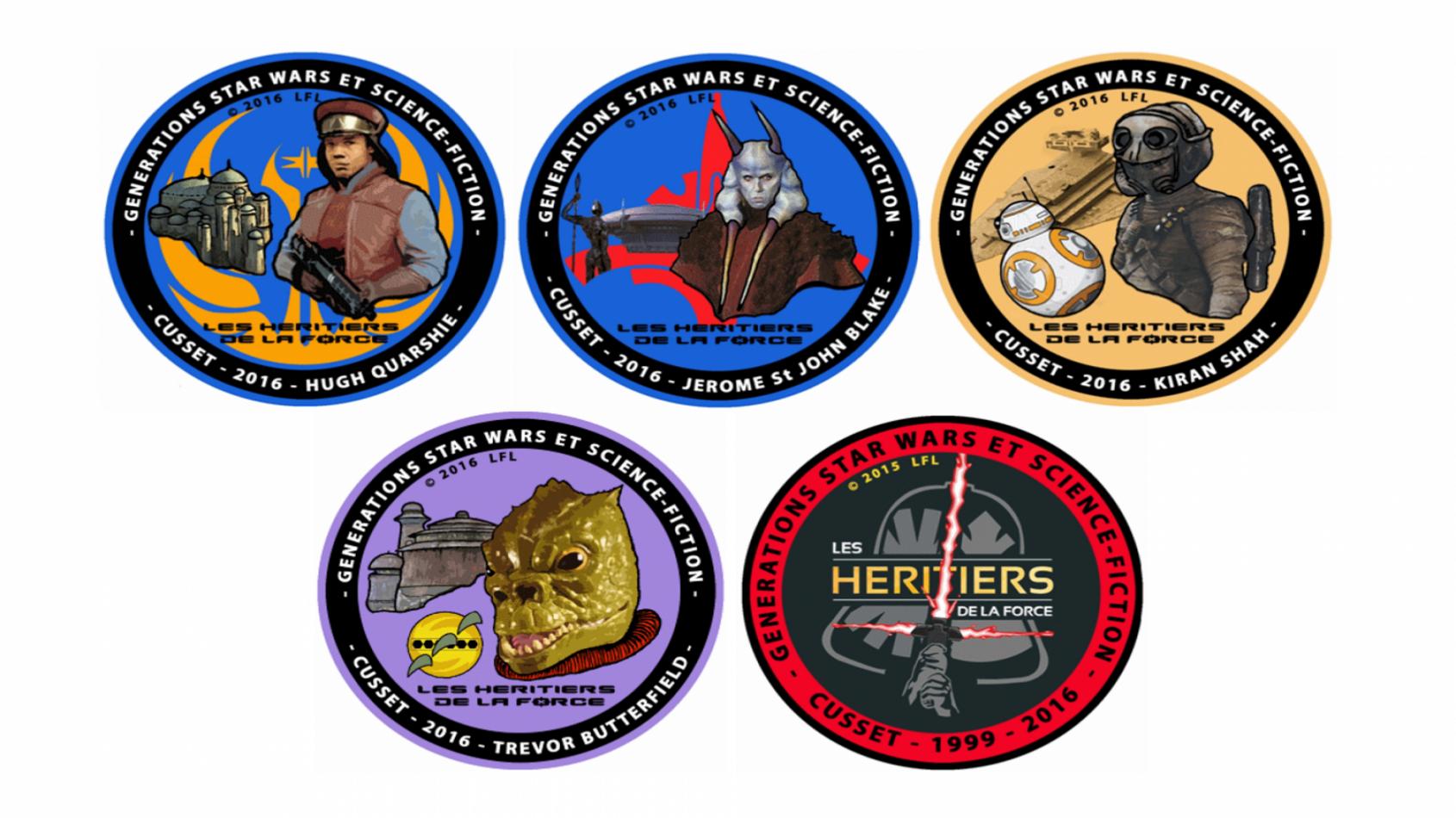 G�n�ration Star Wars et Science-Fiction, pour la bonne cause !