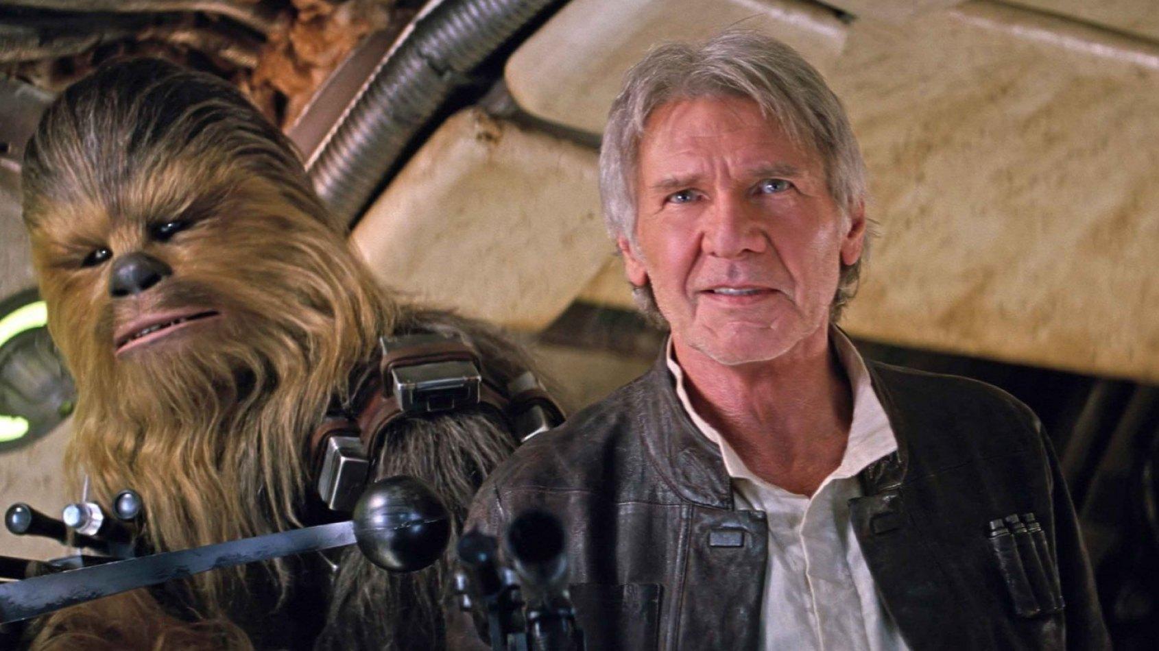 Harrison Ford vend la veste de Han Solo aux enchères