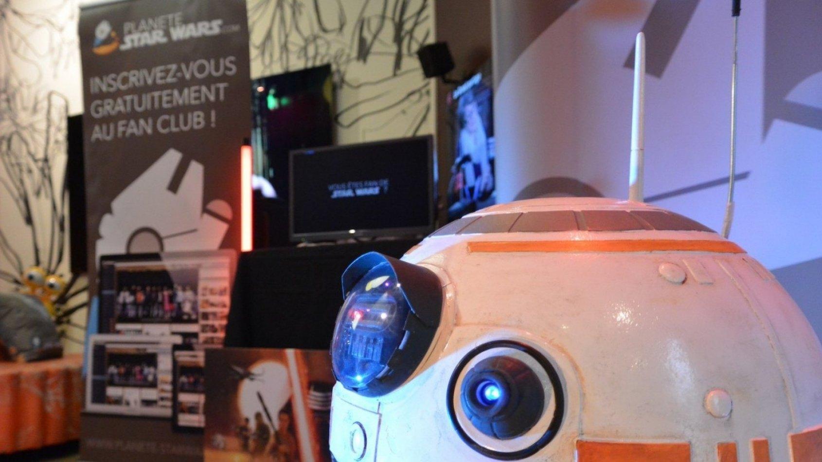 Plan�te Star Wars � la Paris Comics Expo !